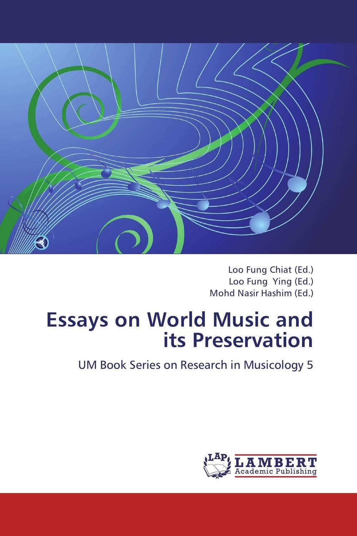 music history essays
