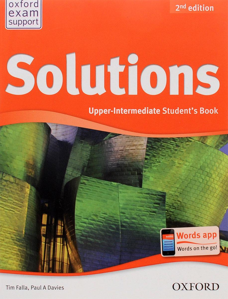 Решебник К Solutions Advanced