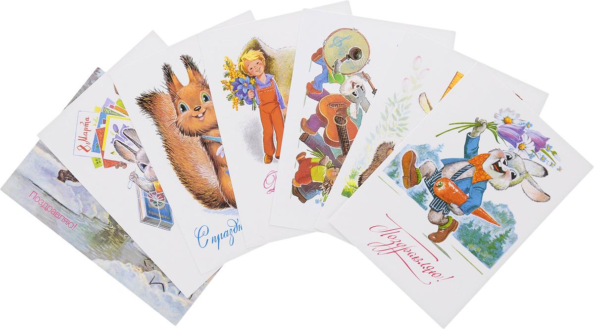 Отправлять, издатели открыток