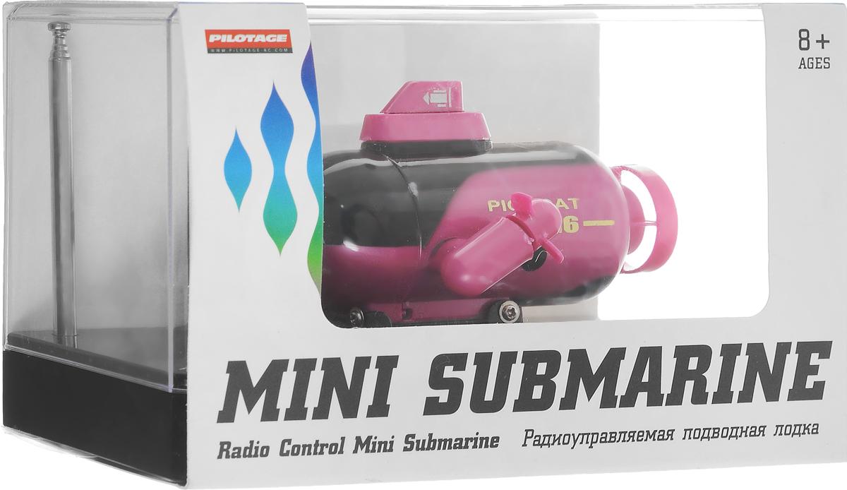 радиоуправляемый катер pilotage подводная лодка mini submarine