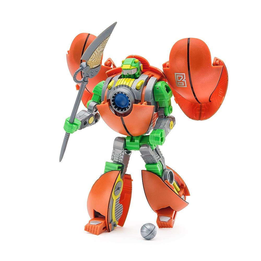 Игрушка робот-мячик в Чите