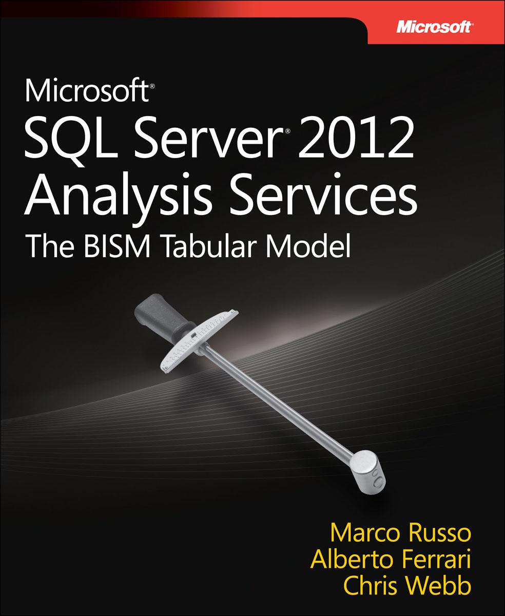 Купить microsoft SQL Server 2012 Analysis Services: The BISM Tabular Model
